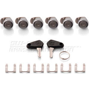 sw-motech trax evo cylinder lock set