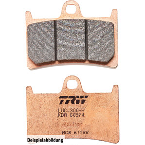 trw lucas brake pads