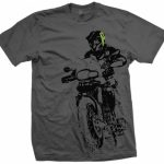 AltRider F 800 Throttle Up Men's T-Shirt