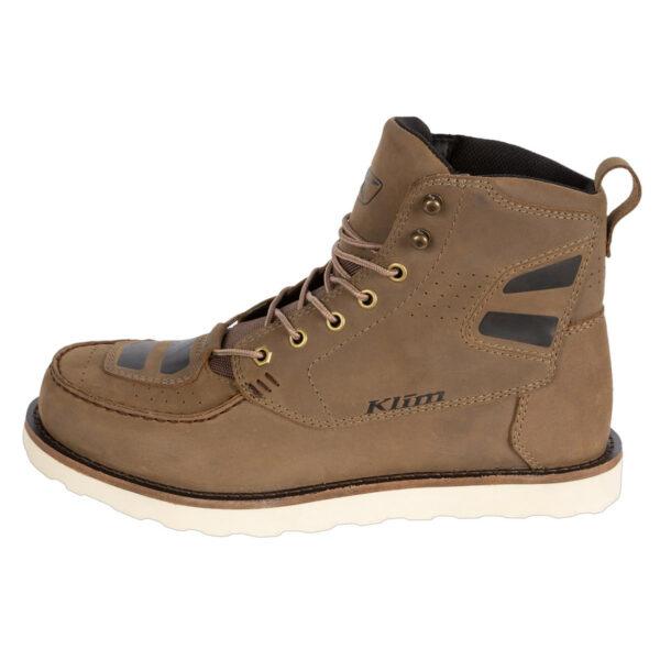 Blak Jak Leather Boot